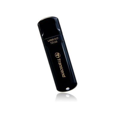 Transcend JetFlash 700 USB flash drive - Zwart