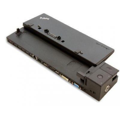 Lenovo docking station: ThinkPad Ultra Dock - 90W - Zwart