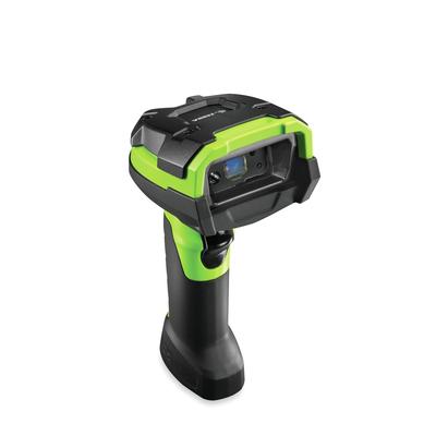 Zebra DS3678-SR Barcode scanner - Zwart, Groen