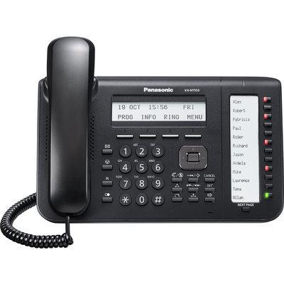 Panasonic KX-NT553 IP telefoon - Zwart