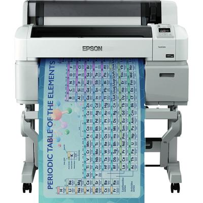 Epson SureColor SC-T3200-PS Grootformaat printer - Cyaan, Magenta, Mat Zwart, Foto zwart, Geel