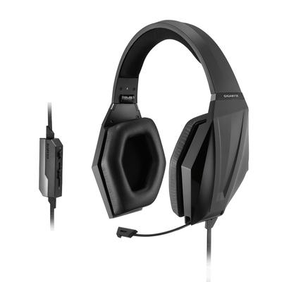 Gigabyte FORCE H3 Headset - Zwart
