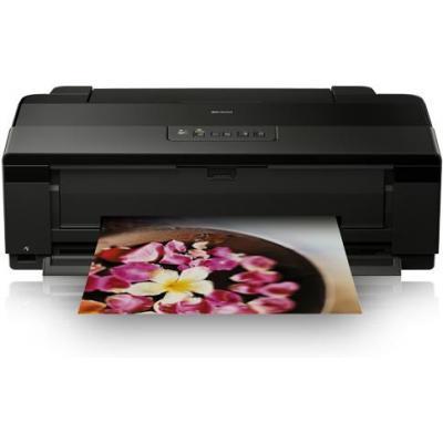 Epson inkjet printer: Stylus Photo 1500W - Zwart, Cyaan, Lichtyaan, Lichtmagenta, Magenta, Geel