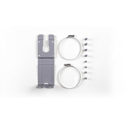 Cisco montagekit: Meraki Omni Antenna Mounts - Zilver, Wit