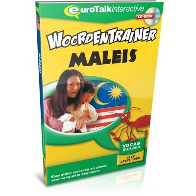 Eurotalk educatieve software: Woordentrainer, Maleis