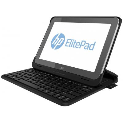 Hp Productivity keyboard jacket ElitePad 900 G1 (Turkey) notebook reserve-onderdeel - Zwart