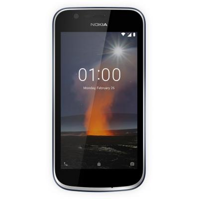 Nokia smartphone: 1 - Blauw 8GB