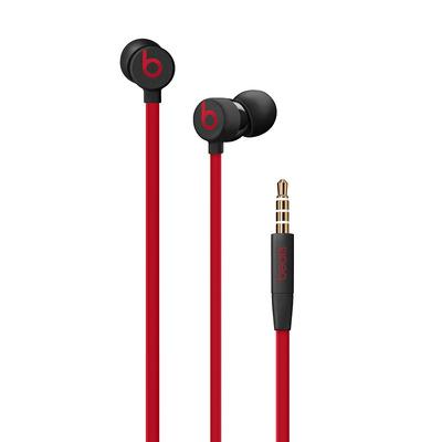 Apple urBeats3 Headset - Zwart, Rood