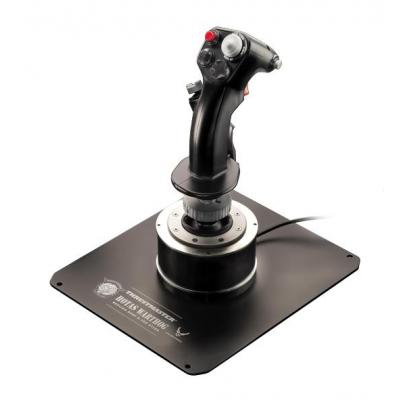 Thrustmaster game controller: HOTAS Warthog Flight Stick - Zwart