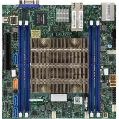 Supermicro Mini-ITX, 17.15cm x 17.15cm, Intel Xeon Processor D-2123IT Server/werkstation moederbord