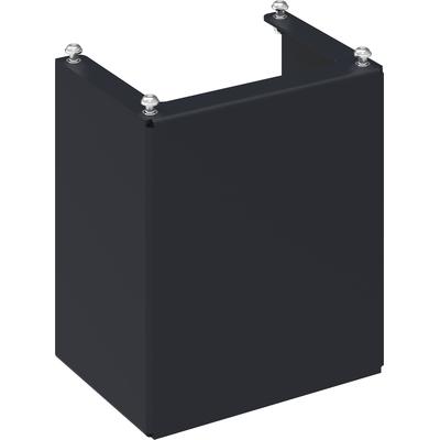 SmartMetals Steunvoet 410 mm voor vloerliften 052.7200 en 052.7250 Montagekit - Zwart