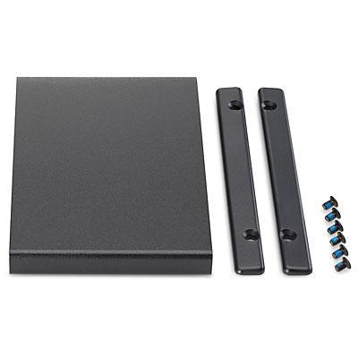 Hp drive bay: Slim Removable SATA HDD Carrier Only - Zwart