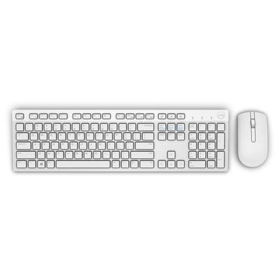 DELL KM636 - QWERTY toetsenbord - Wit