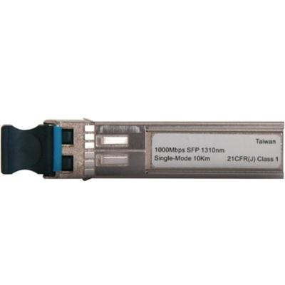 Lancom Systems SFP-LX-LC1 1000BASE-LX Netwerk tranceiver module - Zwart, Grijs