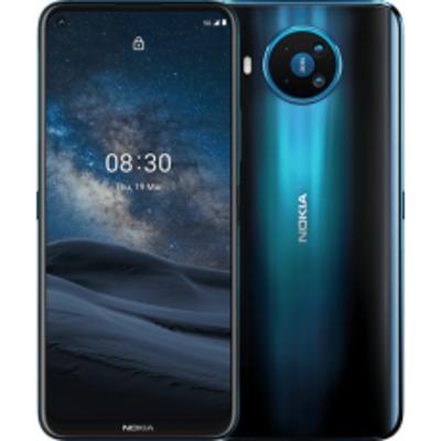 Nokia 8.3 5G 128GB Smartphone - Blauw