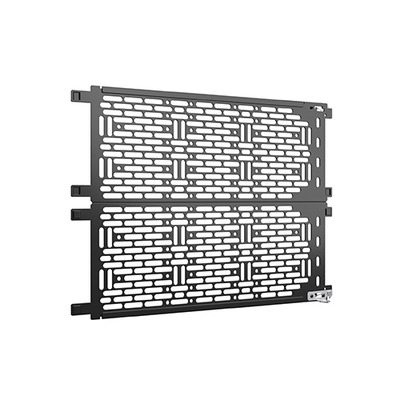 Chief Proximity Lever Lock Plate for PAC526/PAC527L In-Wall Storage Box Rack toebehoren - Zwart