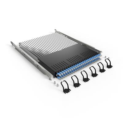 PATCHBOX ® Plus+ Cat.6a (STP, Blue, 1.8m / 30RU) Netwerkkabel - Blauw