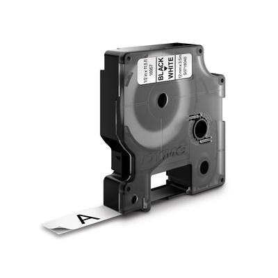 DYMO D1 Durable - Black on White - 12mm Labelprinter tape