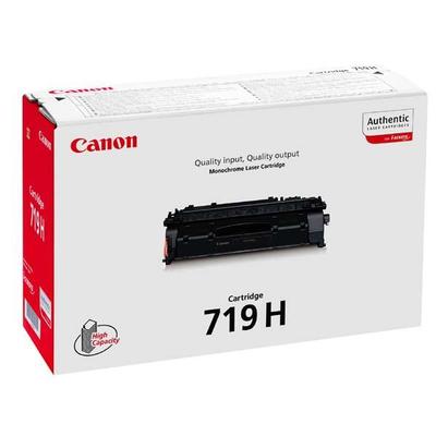 Canon CRG 719H BK Toner - Zwart
