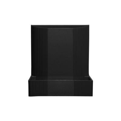 Exacompta houder: Potlodenhouder MINI-OCTO Ecoblack - Zwart