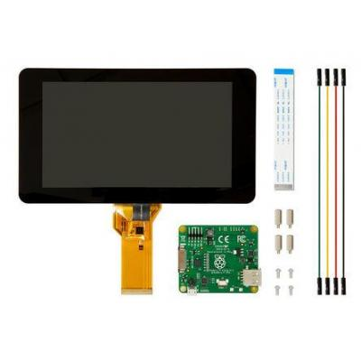 "Raspberry Pi 17.78 cm (7 "") , Touch Screen LCD"