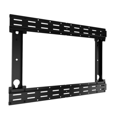 "Chief PSMH2840, Heavy-Duty Custom Flat Panel Wall Mount - Various 65-103"" TVs Montagehaak - Zwart"