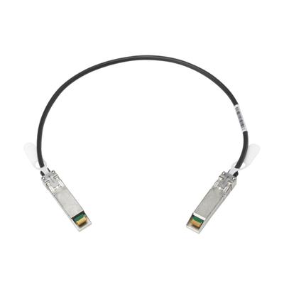 Hewlett Packard Enterprise HPE 25Gb SFP28 to SFP28, 3m, DAC Fiber optic kabel - Zwart