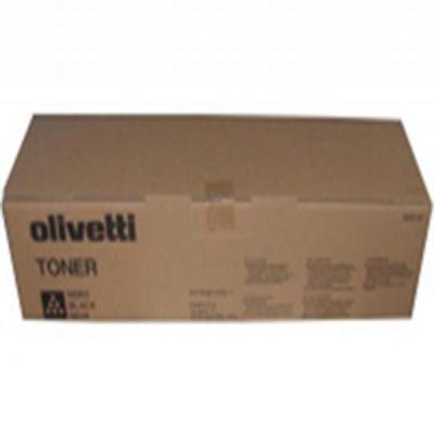 Olivetti D-Color MF3000, Black, 6000 Pages Toner - Zwart