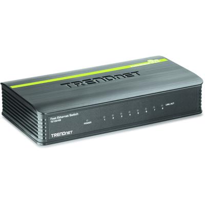 Trendnet 8-Port 10/100Mbps Switch