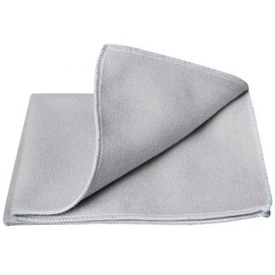 Lindy cleaning cloth: 40442 - Grijs
