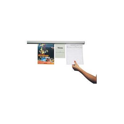 Jalema magnetisch bord: Grip-a-Strip 1200 mm