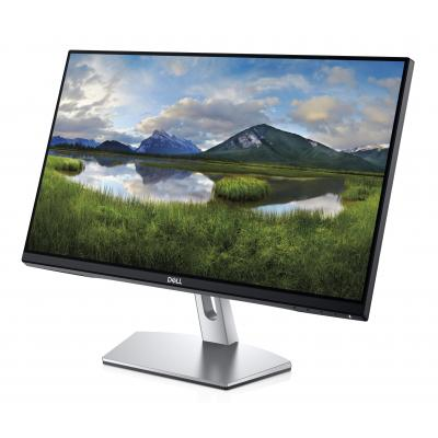 "Dell monitor: 60.96 cm (24"") FHD (1920x1080) IPS, 16:9, 16.7M, 5ms, 0.2745mmx0.2745mm, 250 cd/m², 1000:1, 8000000:1, ....."