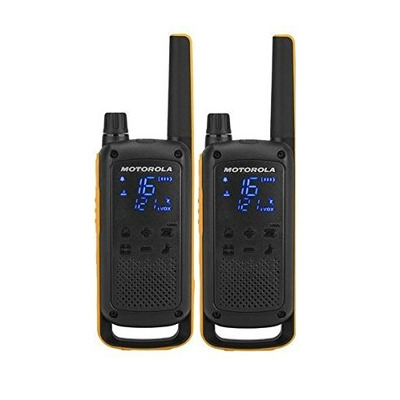 Motorola Talkabout T82 Extreme Twin Pack Walkie-talkie