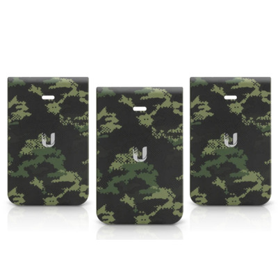 Ubiquiti Networks In-Wall HD Covers, Camo, 3 pack - Camouflage