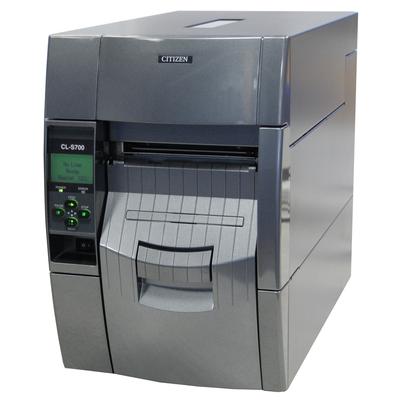 Citizen CL-S700R Labelprinter - Zwart