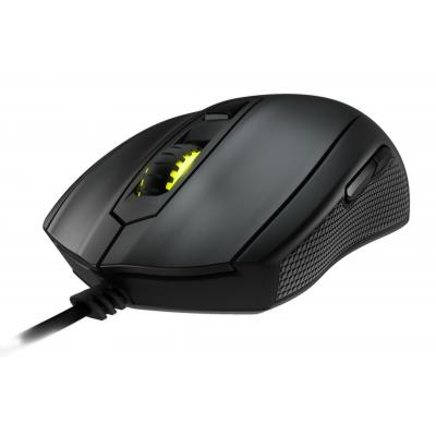 Mionix game assecoire: Mionix, Castor Optical Gaming Mouse (Zwart)
