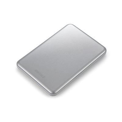 Buffalo MiniStation Slim Externe harde schijf - Zilver