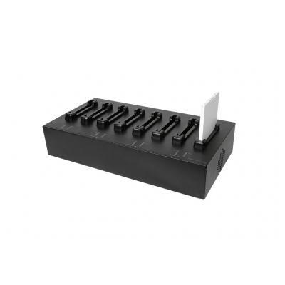 Getac Multi-Bay Battery Charger, 8 bay, EU Oplader - Zwart