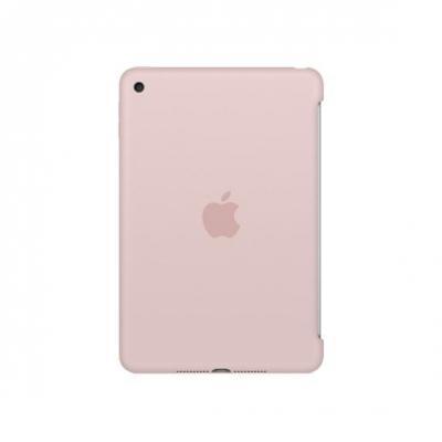 Apple tablet case: Siliconenhoes voor iPad mini 4 - Rozenkwarts