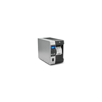 Zebra ZT610 Labelprinter - Zwart,Grijs