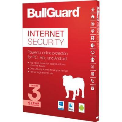 BullGuard BG1601 software