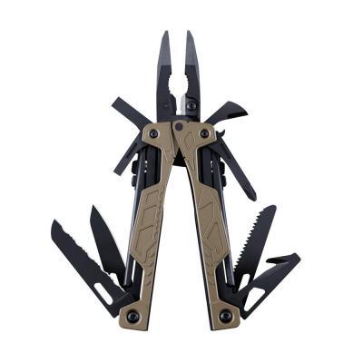 Leatherman multi-gereedschaps tang: OHT - Zwart, Bruin