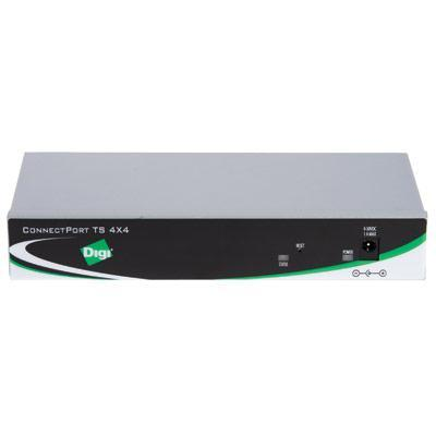Digi seriele server: ConnectPort TS 4x4