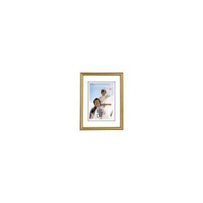 """Hama Wooden Frame """"Oregon"""", Gold, 7 x 10 cm Fotolijst - Goud"""