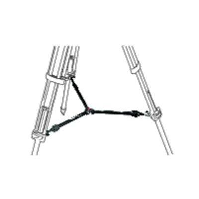 Manfrotto 537SPRB, Mid Level Spreader Statief accessoire - Zwart