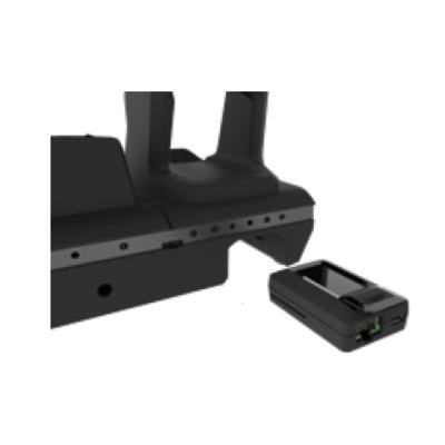 Zebra USD/Ethernet Module Kabel adapter - Zwart
