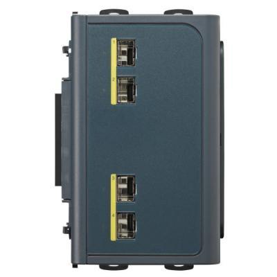 Cisco netwerk switch module: 4 100MB SFP ports