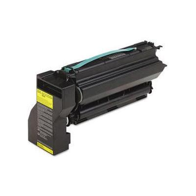 InfoPrint Cartridge for IBM Color 1754/1764, Return program, Yellow, 6000 Pages Toner - Geel