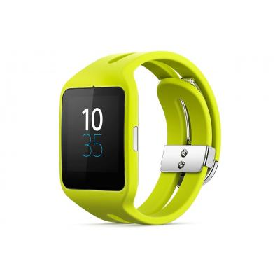 Sony smartwatch: SmartWatch 3 - Lime Green