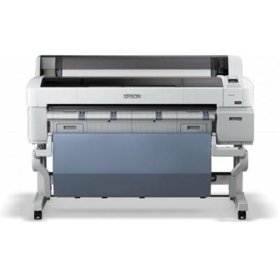 Epson grootformaat printer: SC-T7200-PS - Zwart, Cyaan, Magenta, Geel